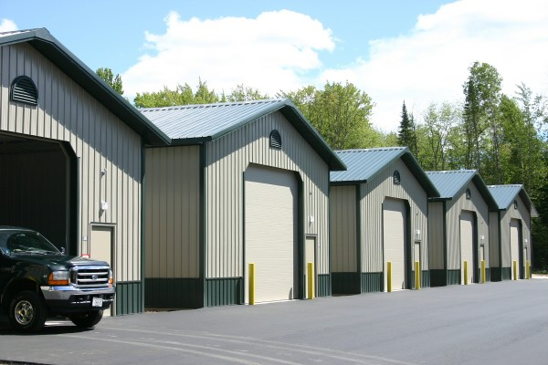 Wisconsin Storage Condos - Eagle River