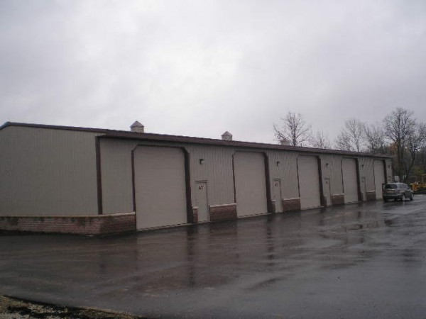 Wisconsin Storage Condos - New Berlin